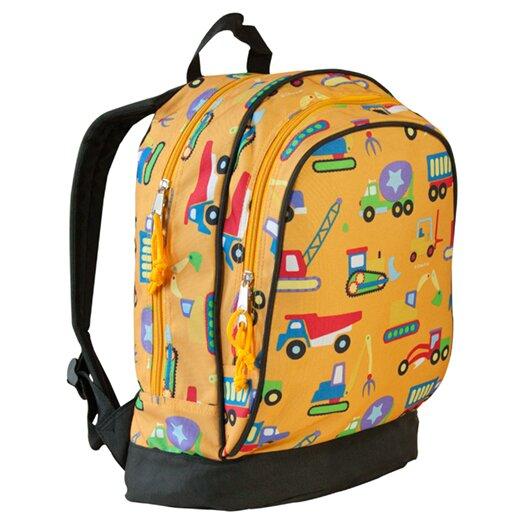 Wildkin Olive Kids Under Construction Sidekick Backpack