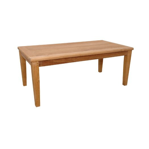 Anderson Teak Brianna Rectangular Coffee Table