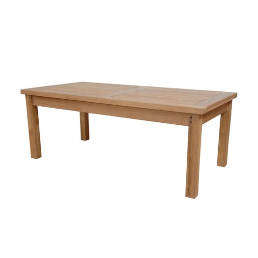 Anderson Teak Montage Coffee Table