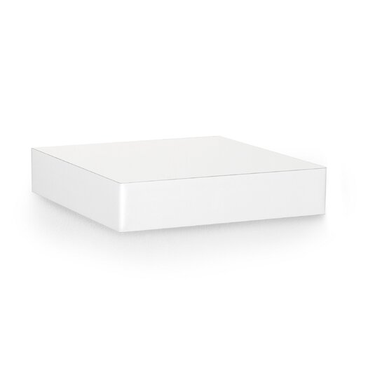 "Way Basics Way Basics Eco 10"" Wall Shelf and Decorative Shelf"