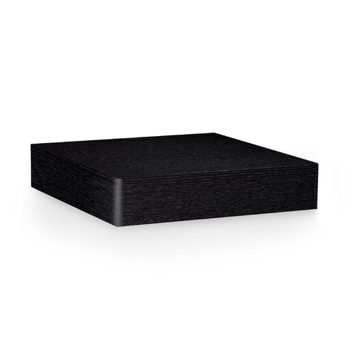 Way Basics Floating Wall Shelf