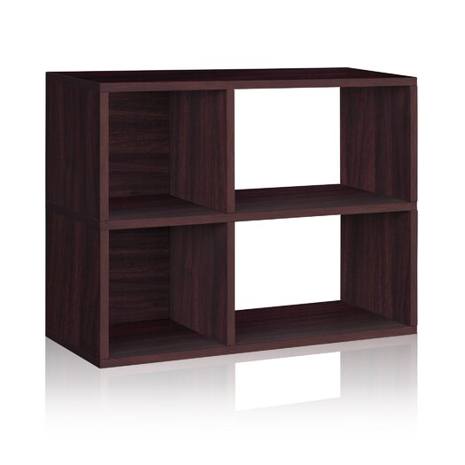 Way Basics Eco-Friendly Chelsea Shelves