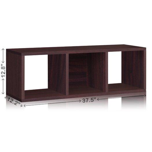"Way Basics Eco-Friendly Cozy 12.8"" Bench"