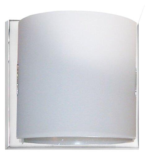 Dainolite 1 Light Contemporary Wall Sconce