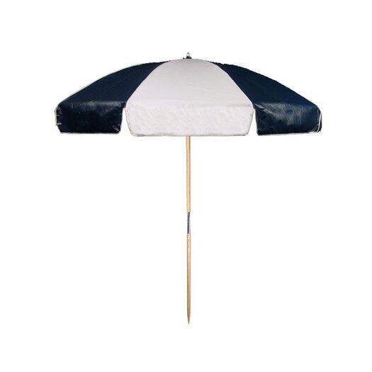 Frankford Umbrellas 7.5' Striped Beach Umbrella