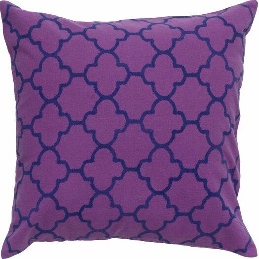 Rizzy Home Print Pillow
