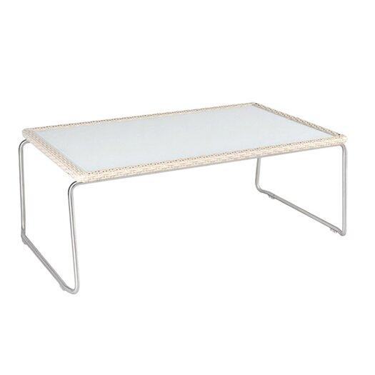 Smith Barnett Dynamic Wicker Coffee Table