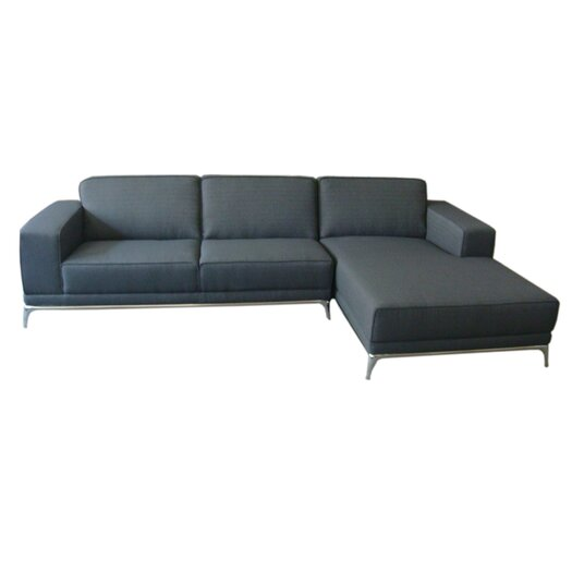 Moe's Home Collection Cappa Right Sectional