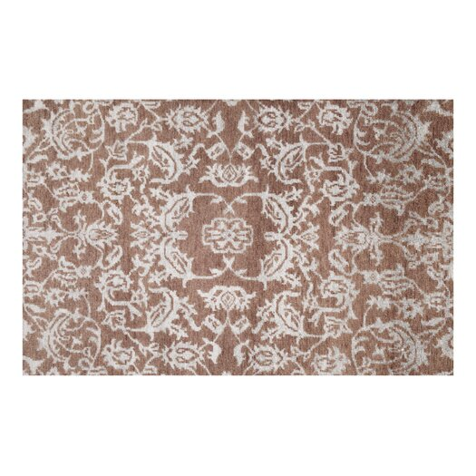 Moe's Home Collection Earth Grey Area Rug