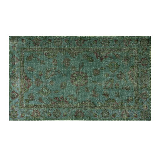 Moe's Home Collection Dawson Green Rug