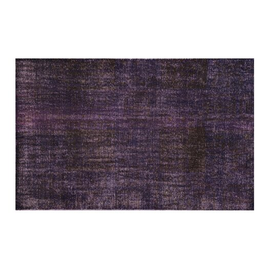 Moe's Home Collection Random Purple Area Rug