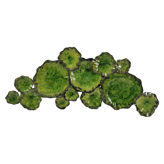 Moe's Home Collection Lily Pad Wall Décor