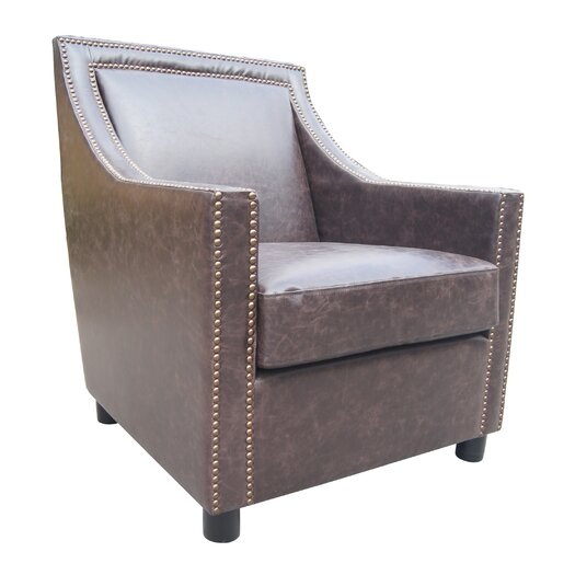 Moe's Home Collection Stratford Club Arm Chair