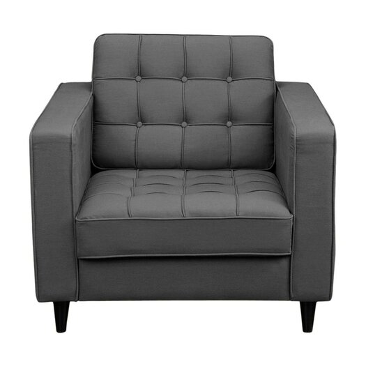 Moe's Home Collection Romano Arm Chair