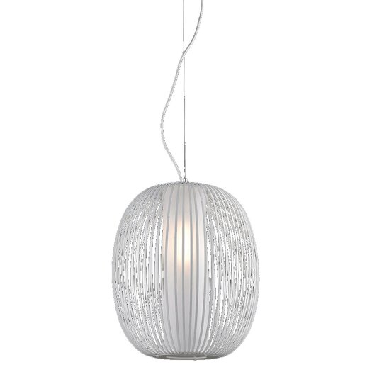 Moe's Home Collection Whisk 1 Light Pendant