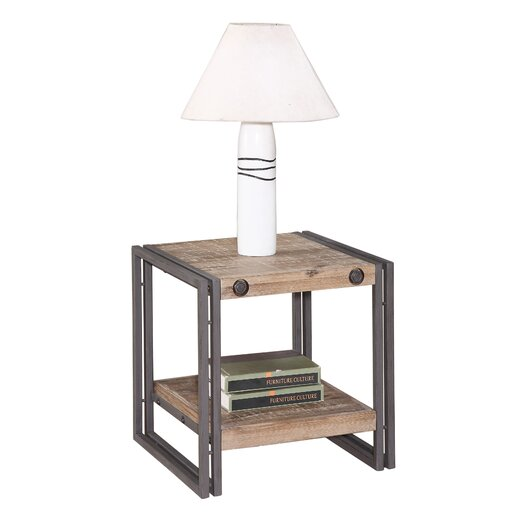 Moe's Home Collection Brooklyn End Table