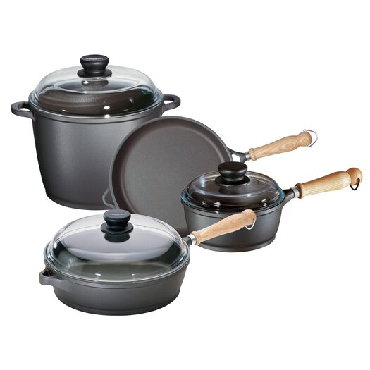 Berndes Tradition 7-Piece Cookware Set