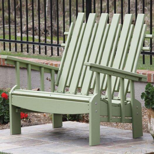 Uwharrie Chair Styxx Wood Garden Bench