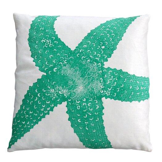Dermond Peterson Starfish Pillow