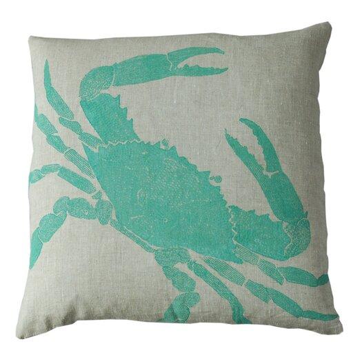 Dermond Peterson Big Crab Pillow
