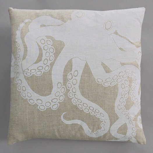 Dermond Peterson Octopus Pillow