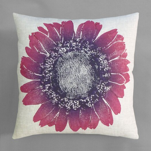 Dermond Peterson Flora Daisy Pillow