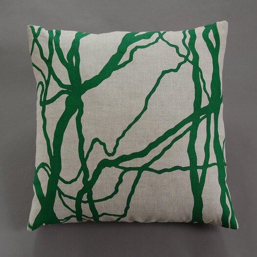 Dermond Peterson Flora Vine Pillow