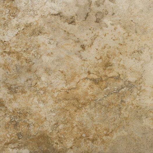 """Emser Tile Rainier 13"""" x 13"""" Glazed Ceramic Tile in Pinnacle"""