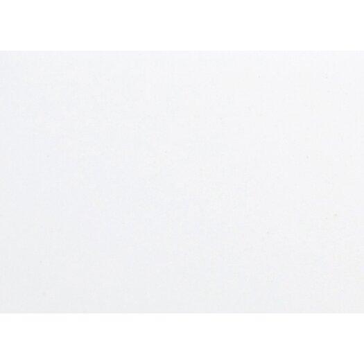 "Emser Tile Semplice 2"" x 2"" Bullnose Tile Trim in Matte White"