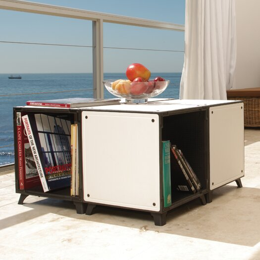 Yube Cube Coffee Table