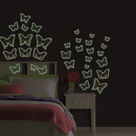 WallPops! MyStyle Glow in the Dark Wall Decal