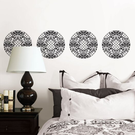 WallPops! Jonathan Adler Nixon Dot Wall Decal
