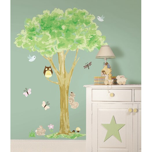 WallPops! Sheets Treehouse Wall Decal