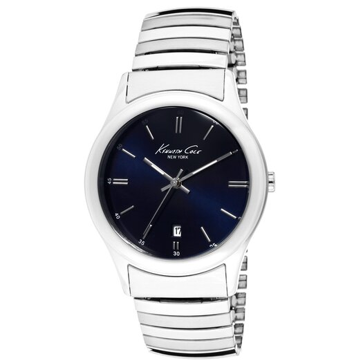 Kenneth Cole Men's Stretch Round Watch