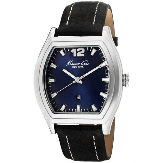Kenneth Cole Men's Tonneau Watch