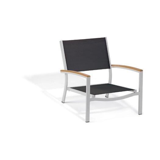 Oxford Garden Travira Sling Beach Chair (Set of 4)