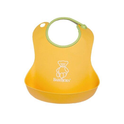 BabyBjorn Soft Bib in Yellow