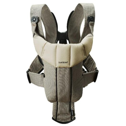 BabyBjorn Active Organic Baby Carrier