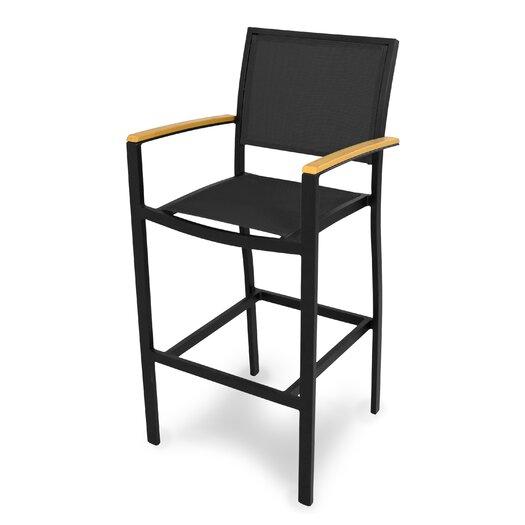 POLYWOOD® Bayline™ Bar Arm Chair