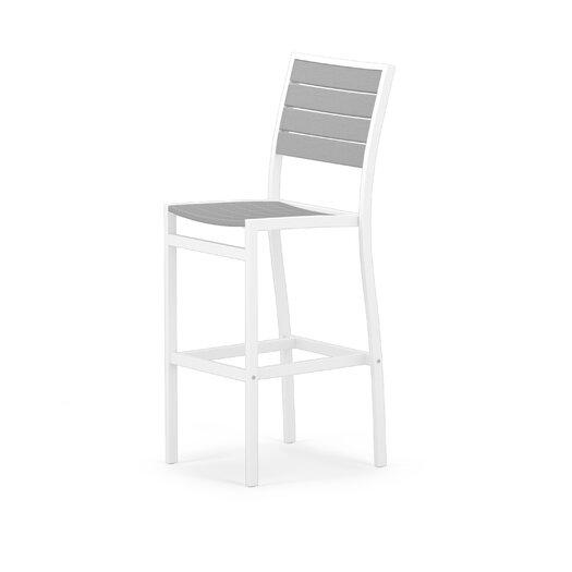 POLYWOOD® Euro Bar Side Chair