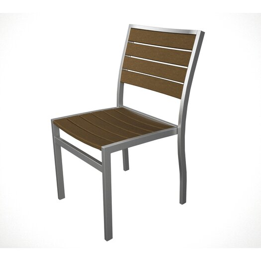 POLYWOOD® Euro Dining Side Chair