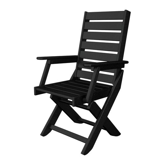 POLYWOOD® Captain Dining Arm Chair