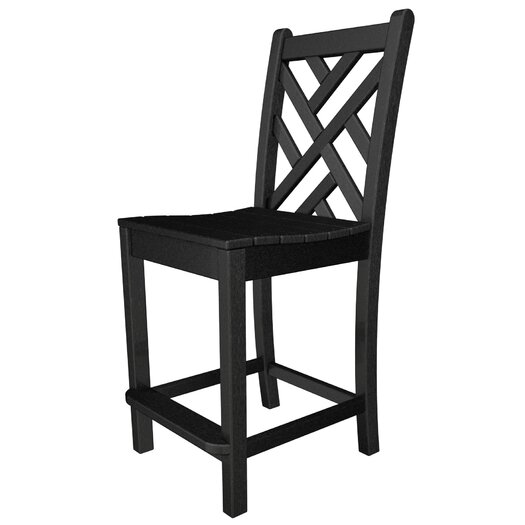 """POLYWOOD® Chippendale 24"""" Barstool"""
