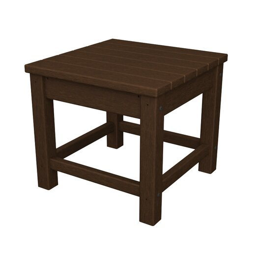 POLYWOOD® Deep Seating Club Side Table