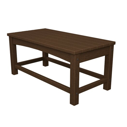 POLYWOOD® Deep Seating Club Coffee Table