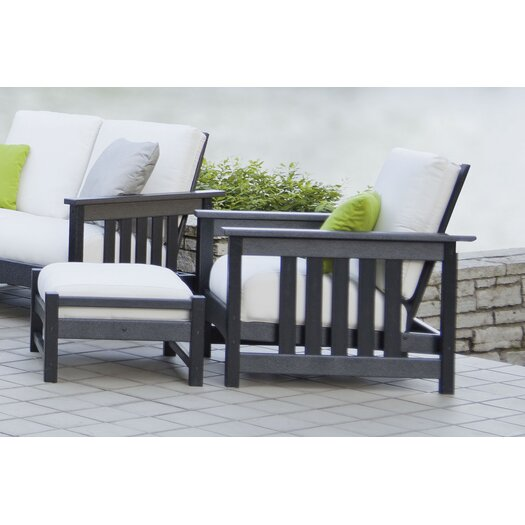 POLYWOOD® Mission Deep Seating Chair