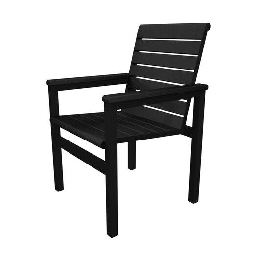POLYWOOD® Mod Dining Arm Chair