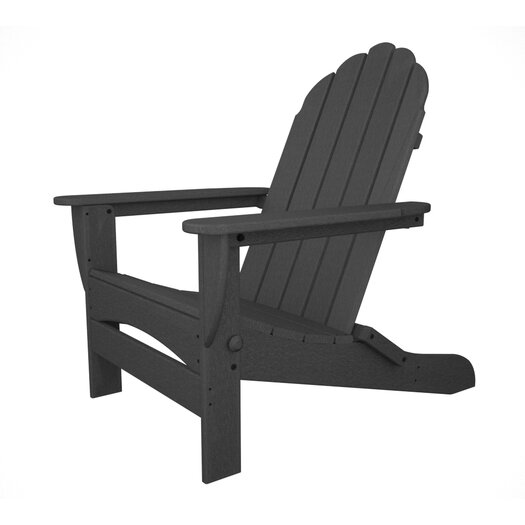 POLYWOOD® Adirondack Oversized Curveback Chair