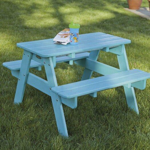POLYWOOD® Kids Picnic Table