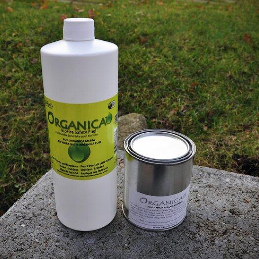 Decorpro Oraganica Bio Fire Safety Fuel (Starter Pack)